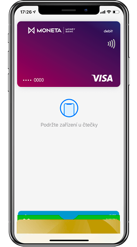 Mobil s Apple Pay